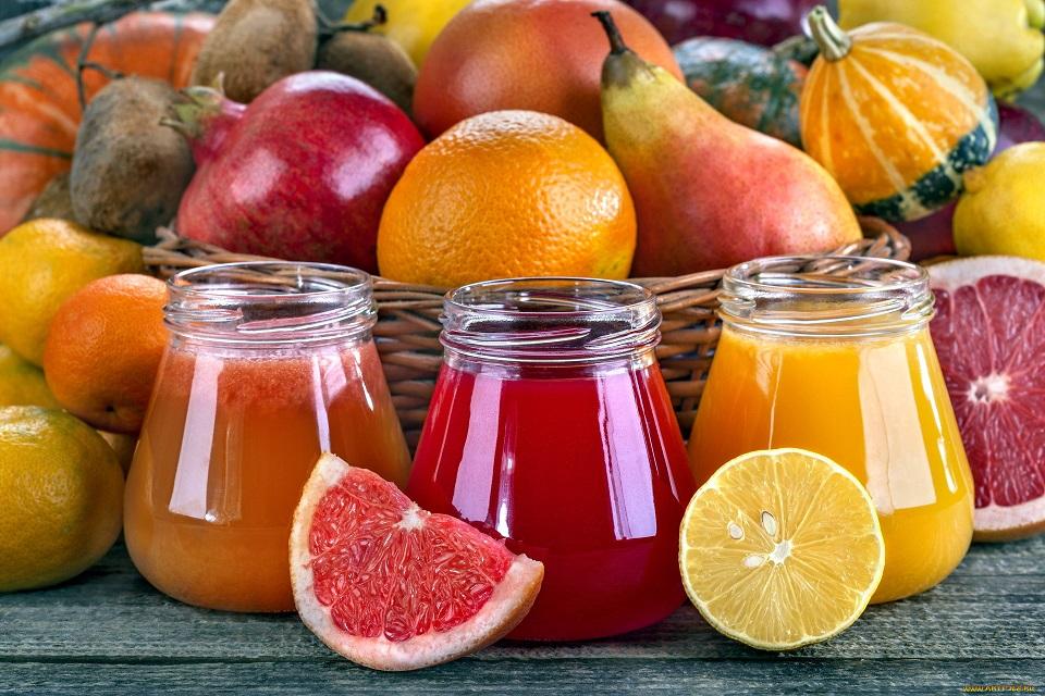 DETOX: нужны ли полезные свежие соки?