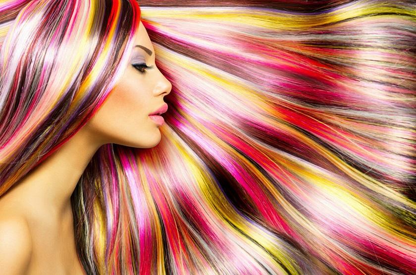 Летние тренды в окрашивании волос