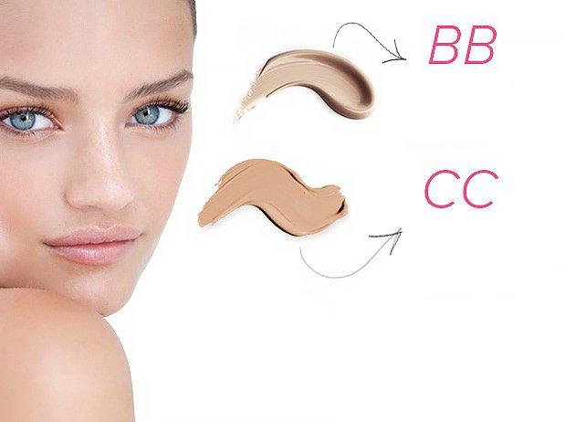 Крем ВВ и крем СС: идеальная основа под макияж.
