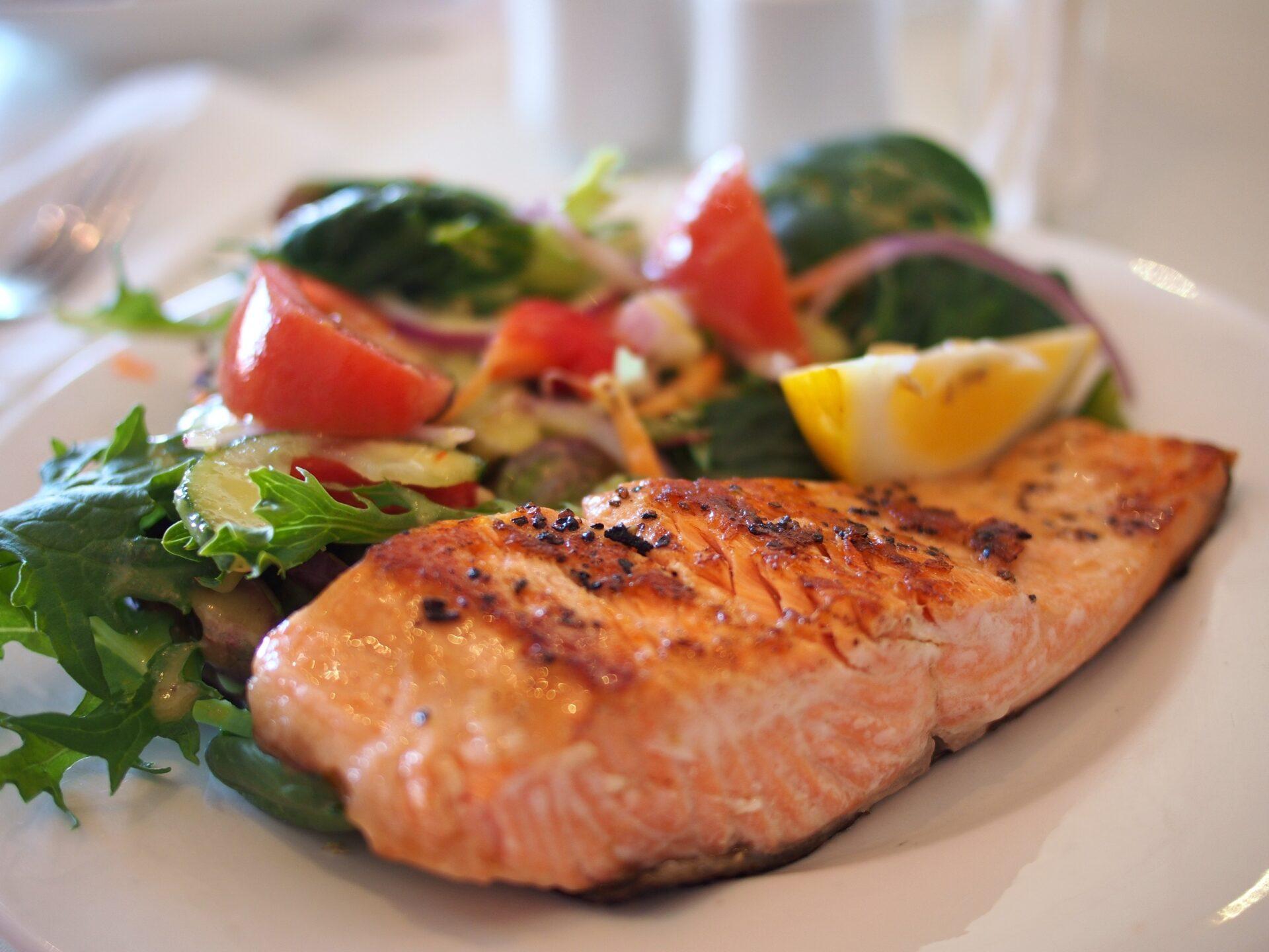 Рыба, богатая витамином